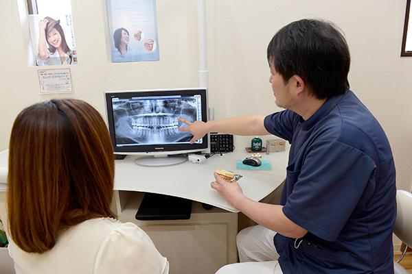 歯周病は歯を失う最大の原因です