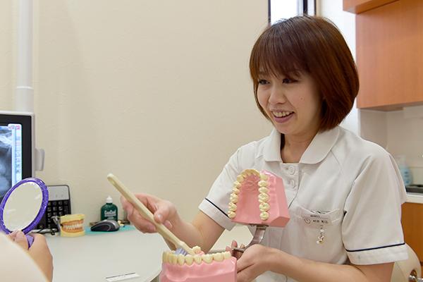 歯周病予防には定期メンテナンスが欠かせません